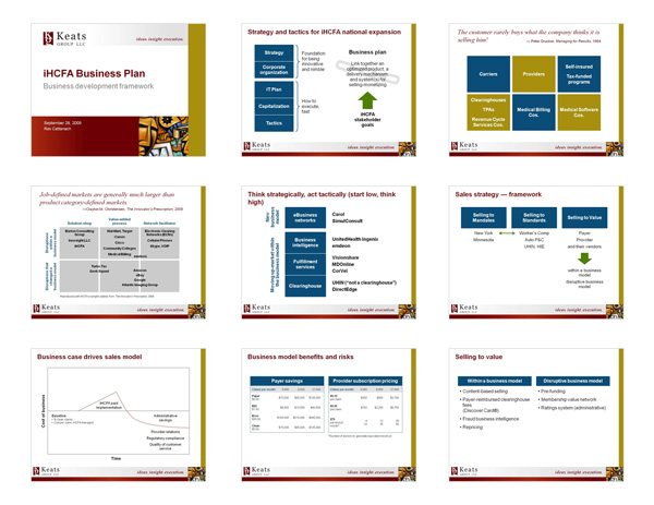 powerpoint presentation project samples uncorked design portfolio
